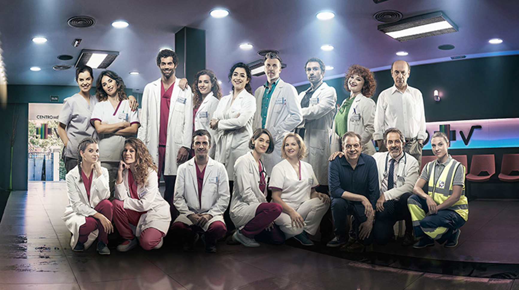 TVE makes appointment for more Centro Medico