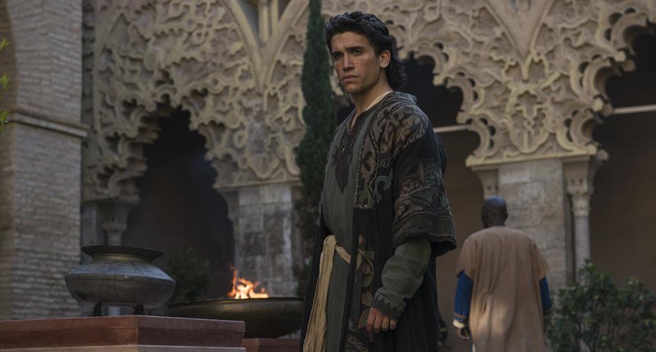 Amazon Prime will premiere the 2nd season of El Cid