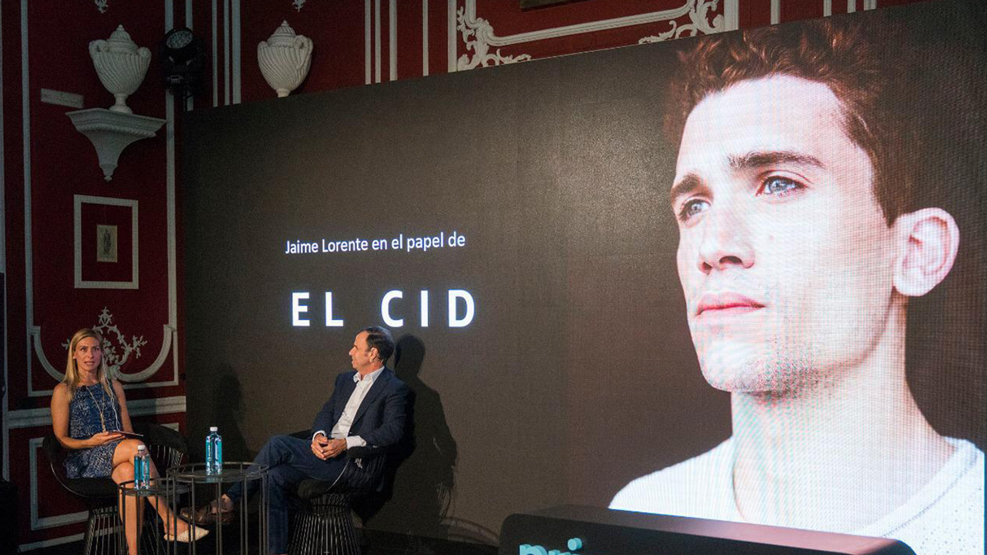 El Cid will be one of the biggest Amazon Original productions in Europe