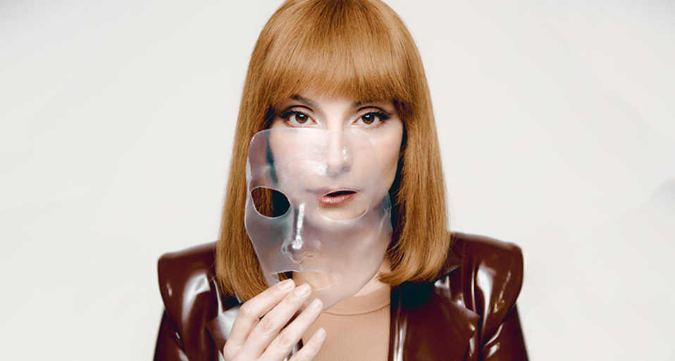 Najwa Nimri takes on the front of reality Insiders