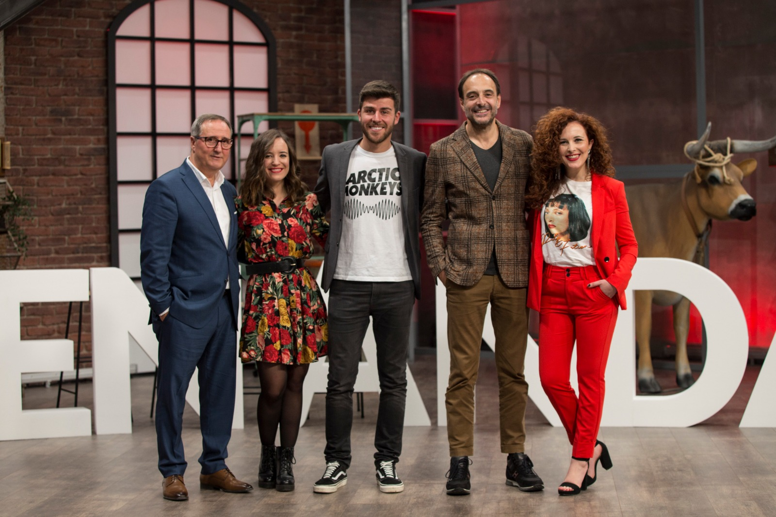 Quen anda aí, a new program in the afternoon of TVG